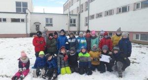 Zimowe zabawy ruchowe