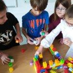 Budowa zamku praca zespołowa 2b