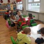 JESTEŚMY BERŁEM KRÓLEWSKIM - przedszkolaki z grupy 0b