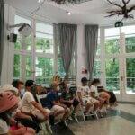 Wizyta kl.3c w Centrum Edukacji Ekologicznej Symbioza