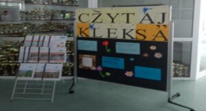 "Read more about the article Czytaj ""Kleksa""!"