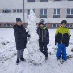 Śnieżna wieża 2a