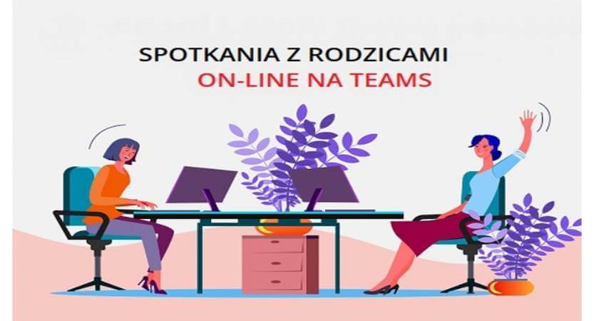 You are currently viewing Spotkania z Rodzicami online