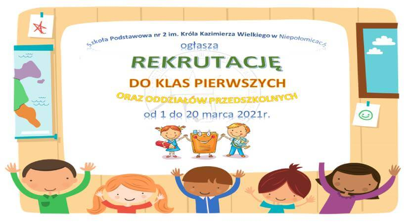 You are currently viewing Rekrutacja na rok szkolny 2021/2022