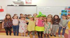 Read more about the article Najbardziej wiosenne klasy w naszej szkole