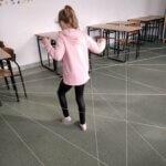 klasa 2c - pokonywanie labiryntu