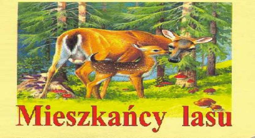 """You are currently viewing Wyniki etapu konkursu plastycznego ,, Mieszkańcy lasu"""""""