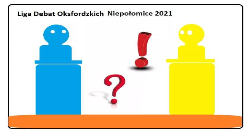 Read more about the article ZAPROSZENIE DO PROJEKTU Liga Debat Oksfordzkich Gminy Niepołomice