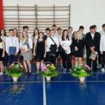 Pożegnanie klas ósmych - 8d